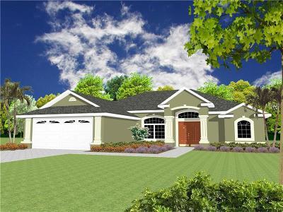 Weeki Wachee FL Single Family Home For Sale: $212,250