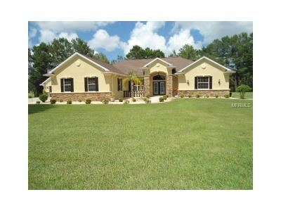 Weeki Wachee Single Family Home For Sale: 10102 Breezy Pines Court