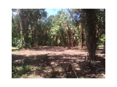 Hernando County, Hillsborough County, Pasco County, Pinellas County Residential Lots & Land For Sale: 5053 Maplewood Drive