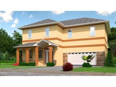 Tarpon Springs Single Family Home For Sale: 590 Rivercrest Lane
