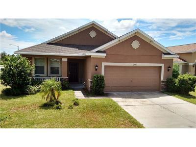 Hudson FL Single Family Home For Sale: $194,900