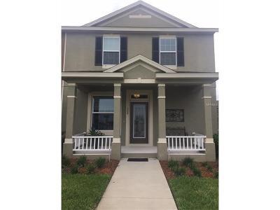 Groveland Single Family Home For Sale: 508 Juniper Springs Drive