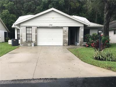 New Port Richey, New Port Richie Single Family Home For Sale: 11712 Aspenwood Drive