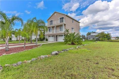 Hernando Beach FL Single Family Home For Sale: $315,000
