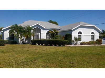 Punta Gorda Single Family Home For Sale: 25264 Padre Lane