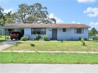 Spring Hill Single Family Home For Sale: 10036 Hayes Street