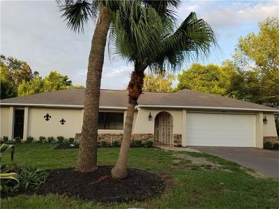 Spring Hill Single Family Home For Sale: 7001 Mayhill Court