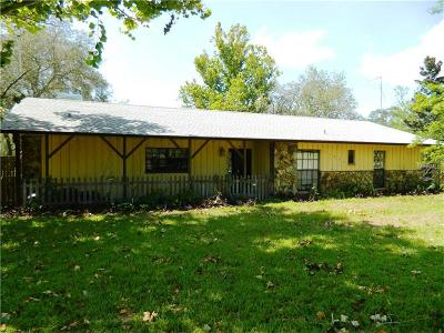 Single Family Home For Sale: 17849 Monteverde Drive