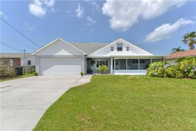 Hernando Beach Single Family Home For Sale: 4503 Bahama Drive