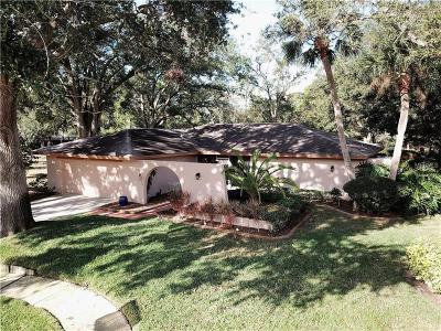 Clearwater Single Family Home For Sale: 2724 Timberline Court