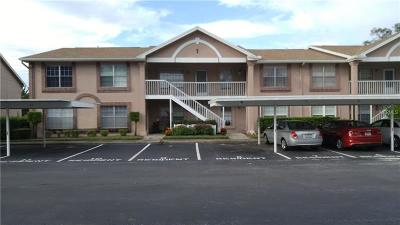 New Port Richey Condo For Sale: 4943 Myrtle Oak Drive #11