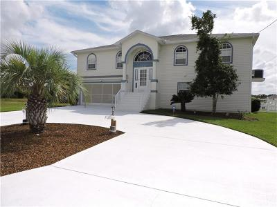 Hernando Beach Single Family Home For Sale: 4034 Cobia Drive