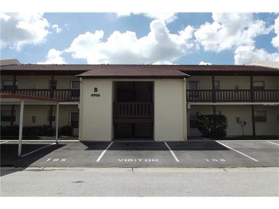 New Port Richey Condo For Sale: 4956 Harbor Villa Lane #206