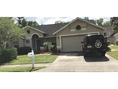 Tarpon Springs Single Family Home For Sale: 185 Wood Dove Avenue