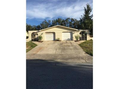 Hernando County, Hillsborough County, Pasco County, Pinellas County Multi Family Home For Sale: 7451 Canterbury Street