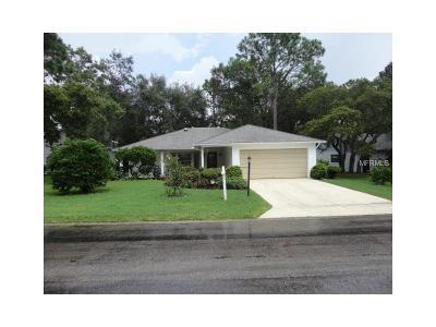Hernando County Single Family Home For Sale: 2644 Royal Ridge Drive