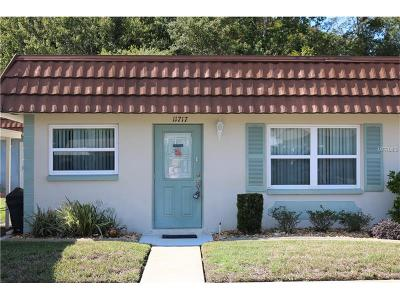 New Port Richey, New Port Richie Single Family Home For Sale: 11717 Bayonet Lane