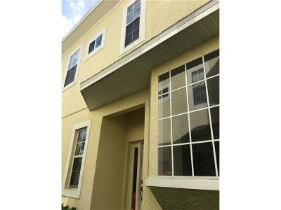 Tarpon Springs Townhouse For Sale: 98 S Highland Avenue #802