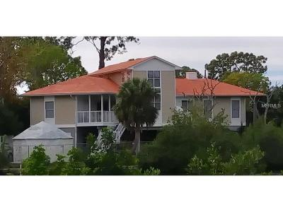 New Port Richey Single Family Home For Sale: 6969 Edgewater Drive