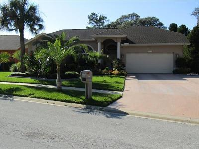 New Port Richey Single Family Home For Sale: 4851 Deer Lodge Road