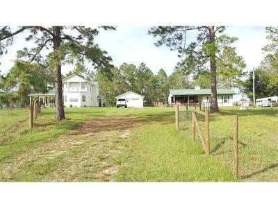 Brooksville Single Family Home For Sale: 1540 Virginia Lee Circle