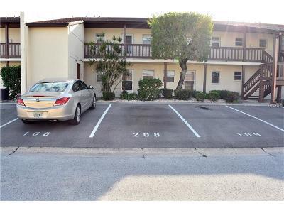 New Port Richey Condo For Sale: 4956 Harbor Villa Lane #208