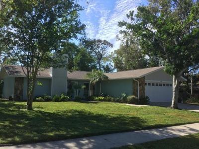 Tarpon Spring, Tarpon Springs Single Family Home For Sale: 1301 Gulfview Woods Lane