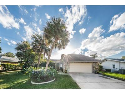 Pasco County, Hernando County Single Family Home For Sale: 4254 Marine Parkway