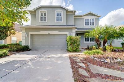 Spring Hill Single Family Home For Sale: 12501 Cricklewood Drive