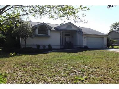 Hudson FL Single Family Home For Sale: $175,000