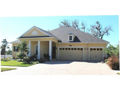 Brooksville Single Family Home For Sale: 4601 Hickory Oak Drive