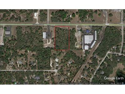 Spring Hill Residential Lots & Land For Sale: 14800 County Line Road