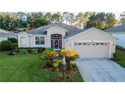 Pasco County Single Family Home For Sale: 11738 Wayside Willow Court