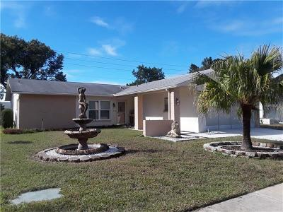 Port Richey Single Family Home For Sale: 11221 Rollingwood Drive