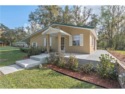 Brooksville Multi Family Home For Sale: 15458 Snow Memorial Highway
