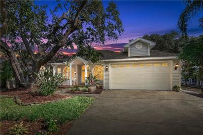 Crystal Beach Single Family Home For Sale: 188 Sage Circle