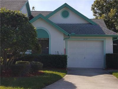 New Port Richey Condo For Sale: 9112 Bassett Lane #A