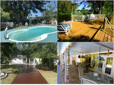 St Petersburg FL Single Family Home For Sale: $399,000