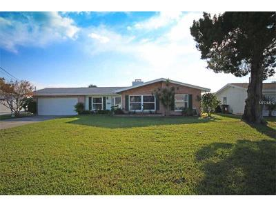 New Port Richey, New Port Richie Single Family Home For Sale: 4204 Headsail Drive