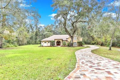 Country Oaks Estates, Country Oaks Estates Ph Ii Single Family Home For Sale: 27057 Redfox Drive