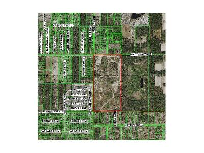 Hernando County, Hillsborough County, Pasco County, Pinellas County Residential Lots & Land For Sale: 10045 New York Avenue