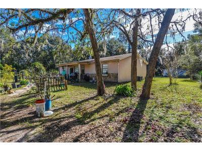 Single Family Home For Sale: 15841 Bocana Lane