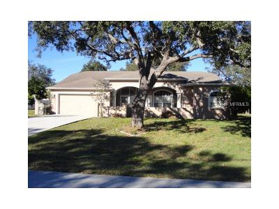 Pasco County, Hernando County Single Family Home For Sale: 8328 Kenway Street