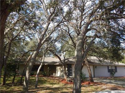 Hudson Single Family Home For Sale: 18119 Oak Way Drive