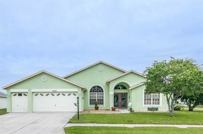 New Port Richey, New Port Richie Single Family Home For Sale: 6353 Clark Lake Drive