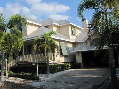 Boca Grande Single Family Home For Sale: 154 1st Street