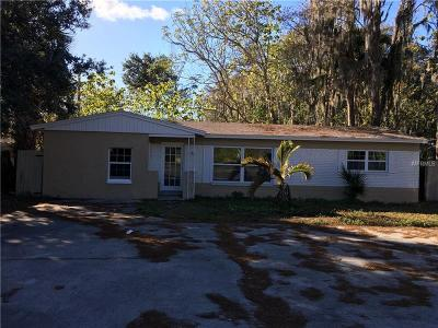 Single Family Home For Sale: 4635 Land O Lakes Boulevard