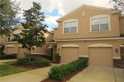 New Port Richey Townhouse For Sale: 11748 Castine Street