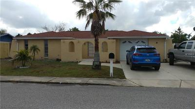 Port Richey Single Family Home For Sale: 6740 Tierra Verde Street