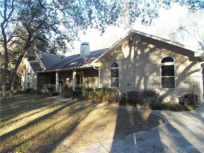 Dade City Single Family Home For Sale: 4448 Hickory Hammock Drive